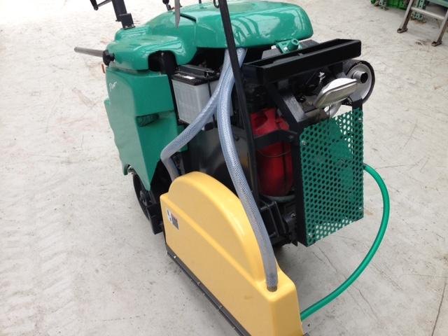 دستگاه اسفالت بر و برش بتن دو سیلندر بنزینی