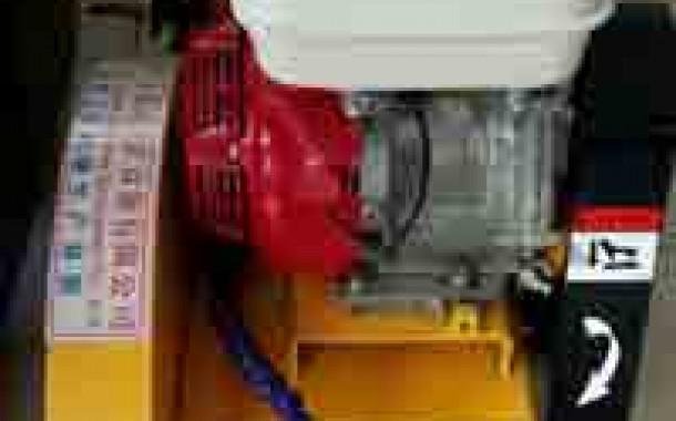 کاتر برش آسفالت و بتن  honda gx390 13 hp