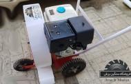 دستگاه دمنده هوا بلوور بنزینی درزگیری اسفالت