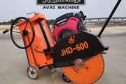 دستگاه برش بتن   موتور هوندا دو سیلندر  (JH-600)