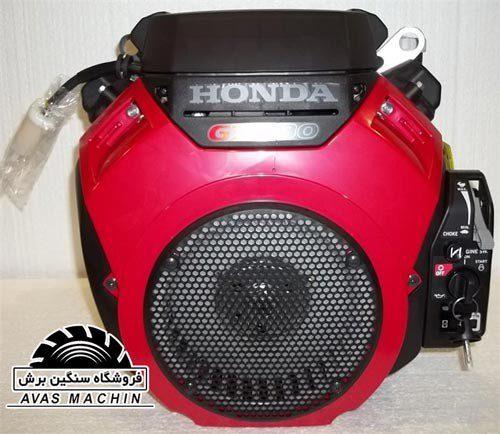 موتور دوسیلندر بنزینی و هوندا gx630 20hp